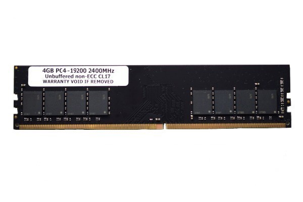 4GB PC4-19200/PC4-17000 DDR4 2400/2133 288pin ...