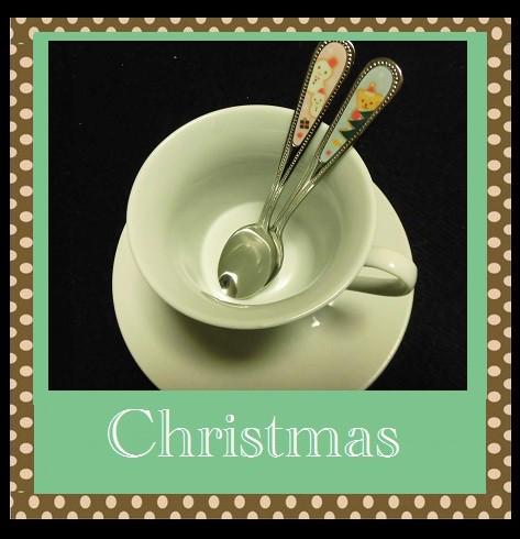 クリスマス コーヒースプーン2本セット/プレゼン...