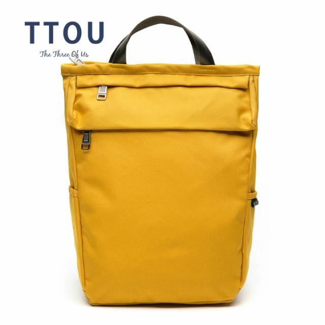 TTOU キャンバス リュックサック/3色(170909B)...