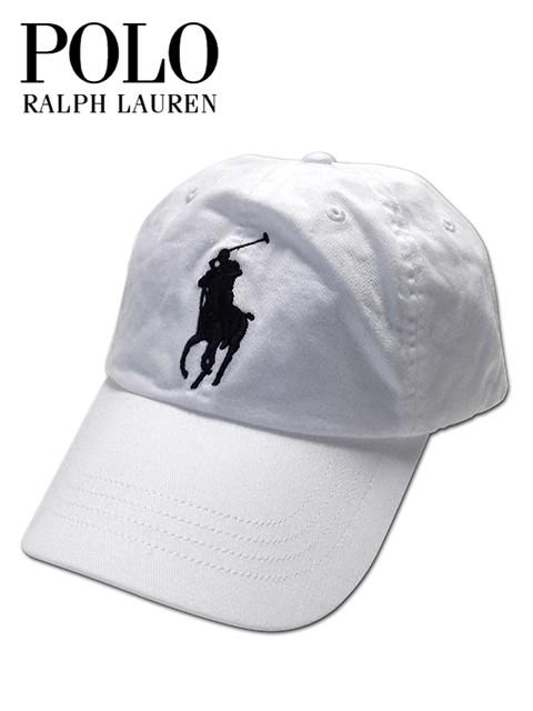メンズ レディース キャップ ホワイト Polo Ralph...