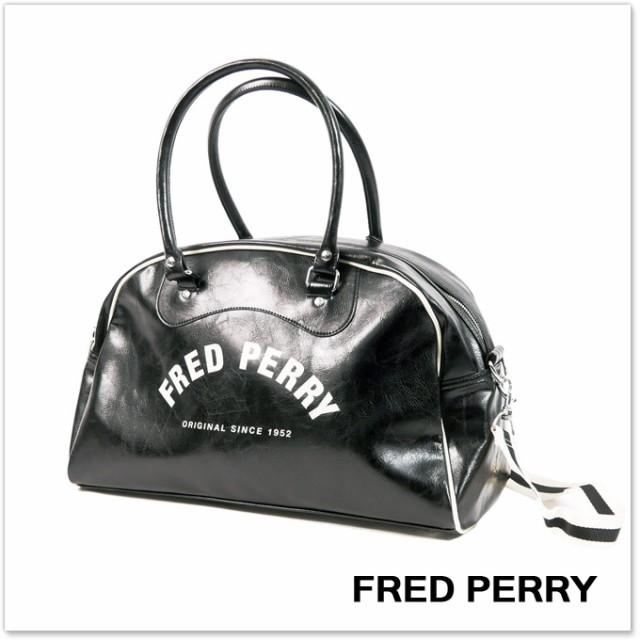 FRED PERRY フレッドペリー メンズグリップバッグ...