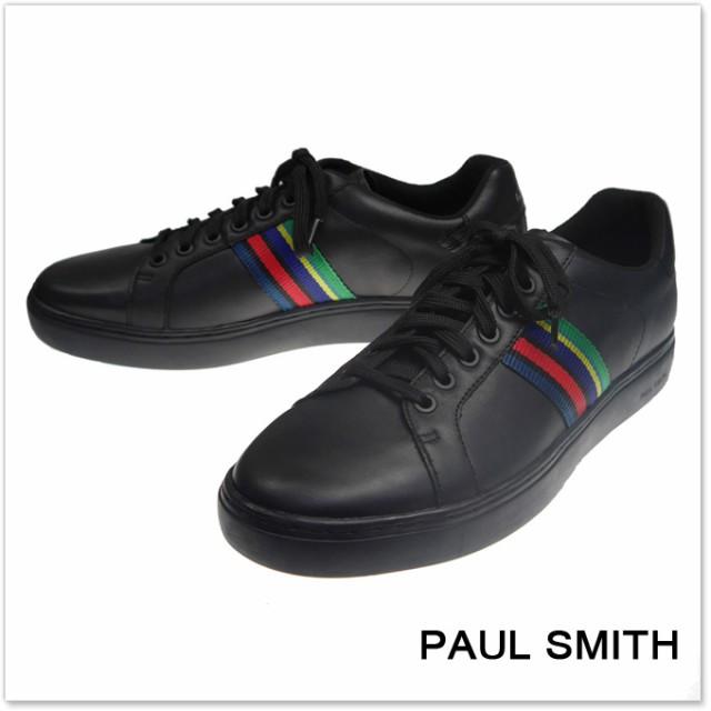 PAUL SMITH ポールスミス メンズローカットスニー...