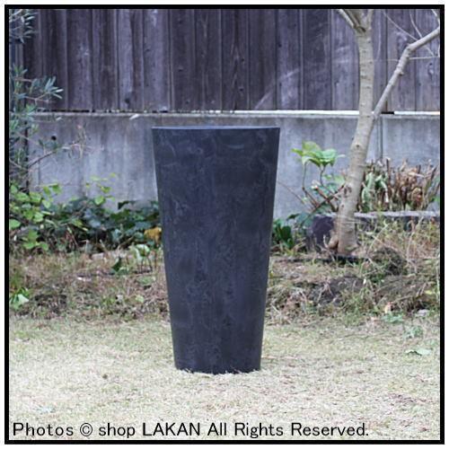 トールラウンド H49cm 底面潅水付 ポリプロピレ...