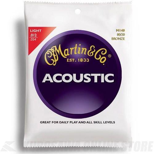 Martin アコースティックギター弦 ACOUSTIC (80/2...