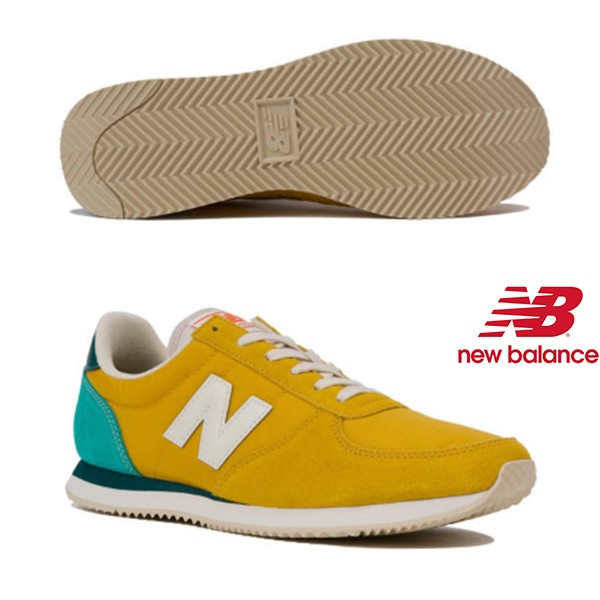 【ニューバランス】new balance U220 HI(YELLOW/B...