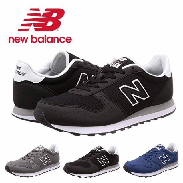 e1a9a8ecaf3ee ニューバランス ML311 メンズ レディース スニーカー ブラック グレー ネイビー ウォーキングシューズ Dワイズ New balance  ML311