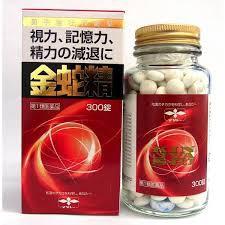 金蛇精 (糖衣錠) 300錠 記憶力減退、男性機能低...