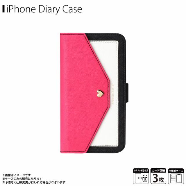 iPhone XS Max 手帳型ケース PG-18ZFP11PK【6800...