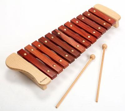 【送料無料】 UKK 木製知育玩具 楽器 A0805 木琴 ...