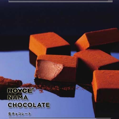 ロイズ 生チョコレート オーレ ROYCE
