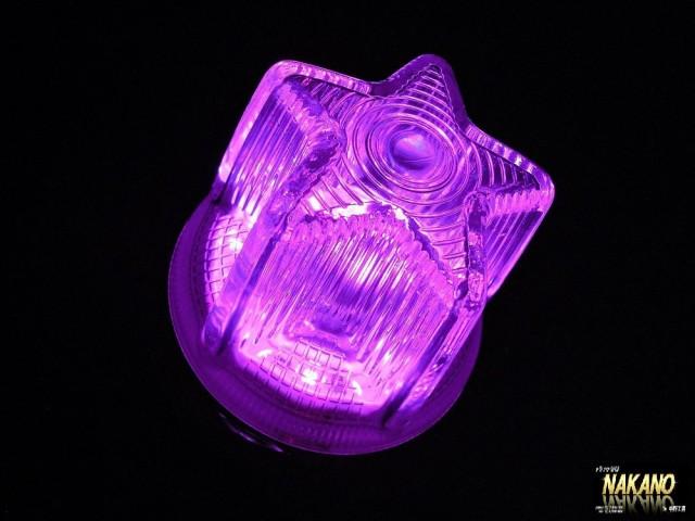 NAKANOオリジナル 【LED星型バスマーカーランプ ...