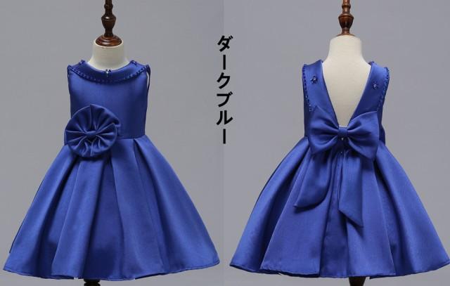 新品 プリンセスドレス 子供ドレス ワンピース...
