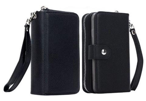 新品 ゆうメール送料無料 iphoe6/6s 財布付き携帯...