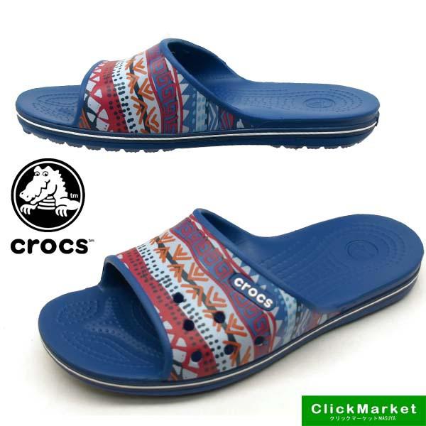 クロックス crocs clocband II graphic slide 204...