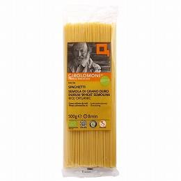 ジロロモーニ デュラム小麦 有機スパゲッティ 5...