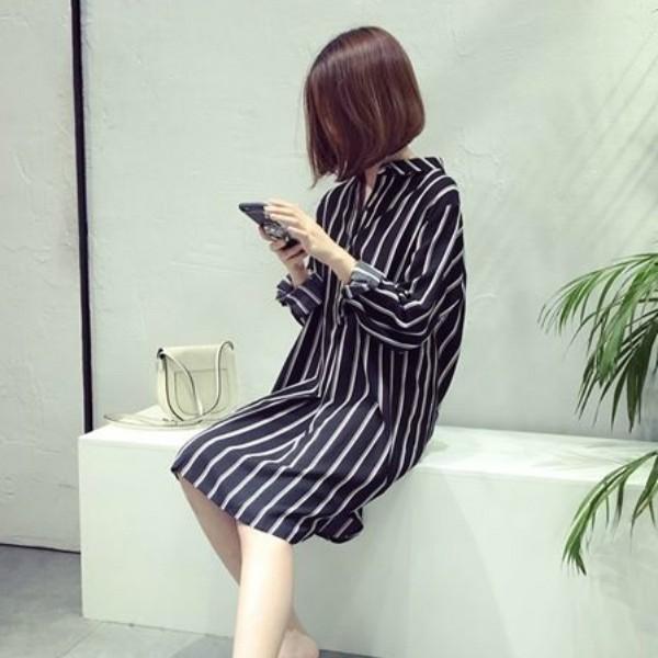 【予約6月上旬】【メール便送料無料】ストライプ...