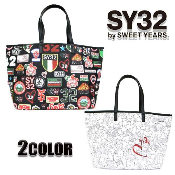 【送料無料】SY32 by SWEET YEARS トートバッグ ...
