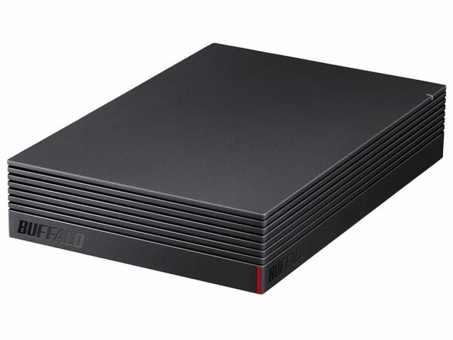 バッファロー USB3.1(Gen.1)対応 外付けHDD 2TB ...