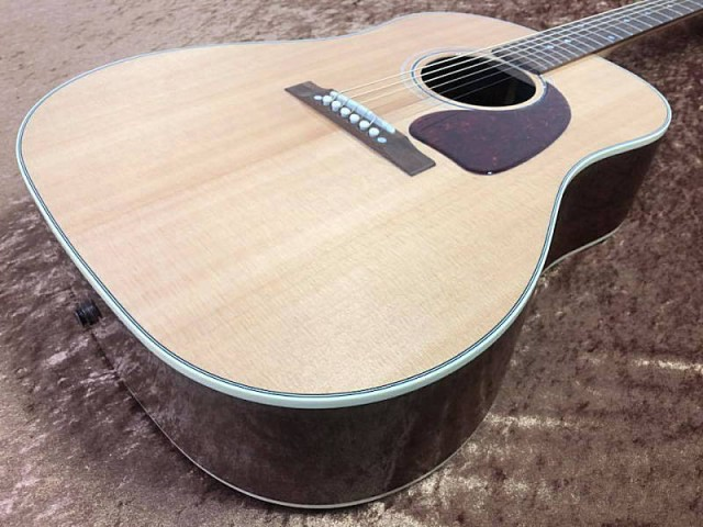 Gibson Acoustic Guitar J-15 AN ギブソン・アコ...