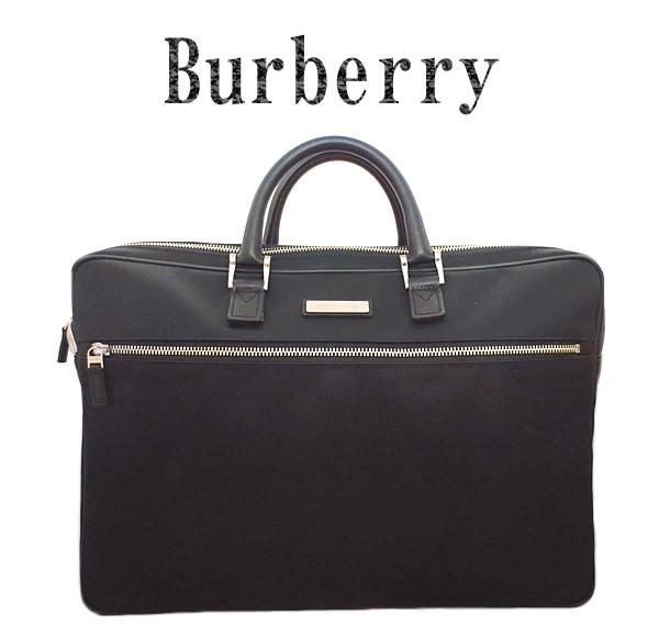 新品 BURBERRY バーバリー ナイロン 2way 書類...