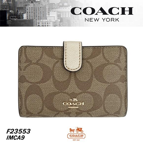 コーチ 財布 COACH アウトレット 二つ折り財布 F2...