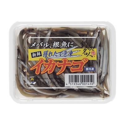 釣りエサ【HAMAICHI】 冷凍イカナゴ 新鮮なうち...