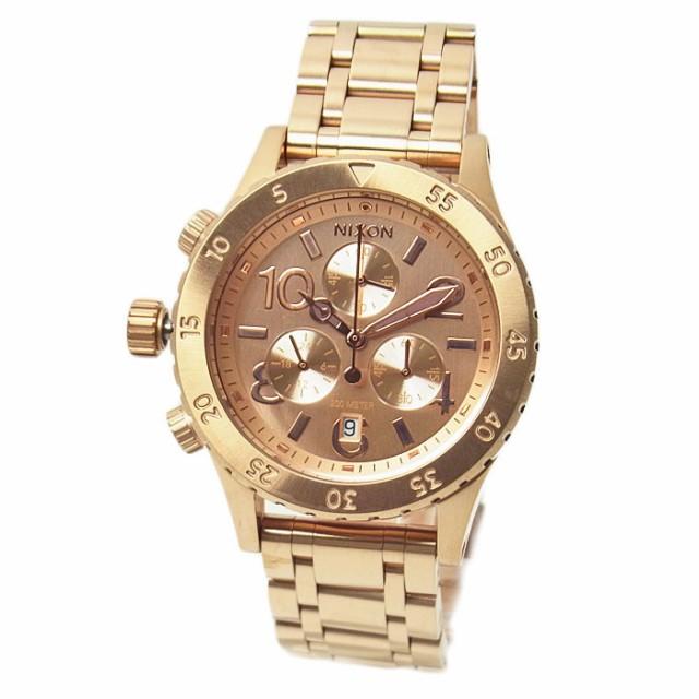 NIXON ニクソン 腕時計 ユニセックス 38-20 クロ...