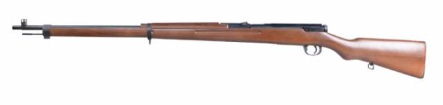 【3次ロット予約】S&T 三八式歩兵銃 エアーコッキ...
