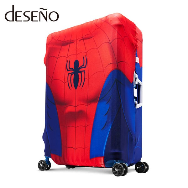 SPIDERMAN スパイダーマン スーツケースカバー ...