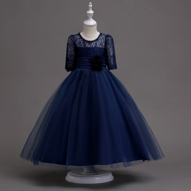 子供ドレス ワンピース フォーマル 女の子 ピアノ...