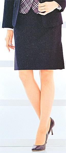 FS4051-1 インサイドプリーツスカート(9号:54...