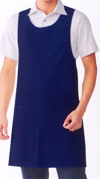 908-93-98 撥水エプロン 全2色 (厨房 調理 ...