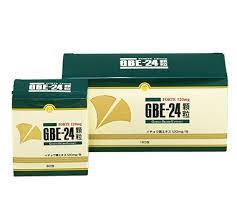 GBE-24 FORTE 顆粒 120mg 60包