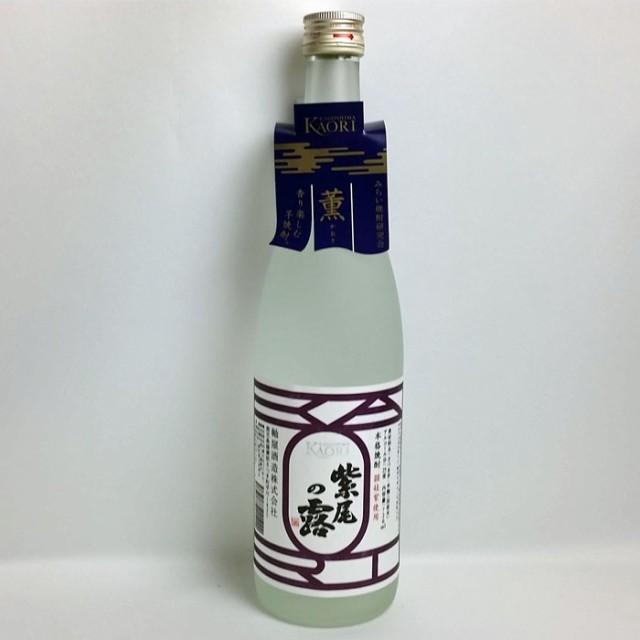 【数量限定】KAORI 紫尾の露 25度 720ml