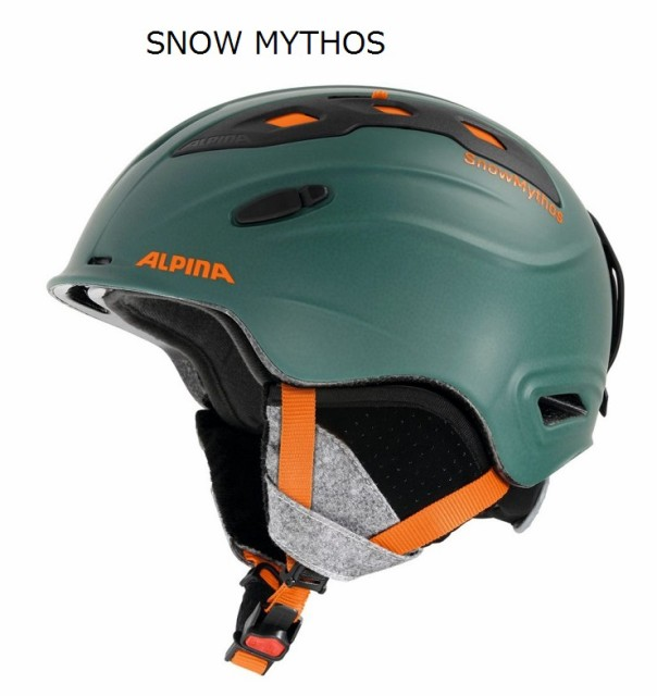 スキーヘルメット アルピナ (ALPINA) 2018モデ...