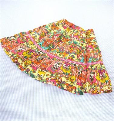 グラグラ GRAND GROUND スカート 120cm 女の子 ...