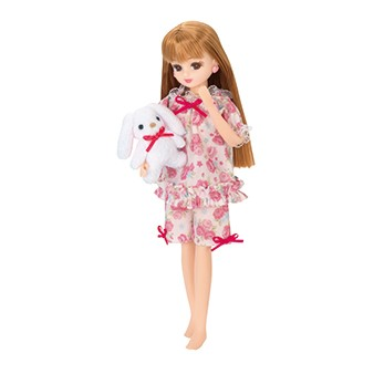リカちゃんドレス【LW-05 ゆめみるパジャマ】タカ...
