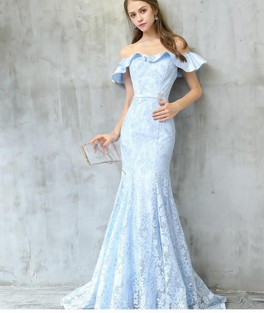 花嫁ドレスパーティードレス 結婚式 ドレス 二次...