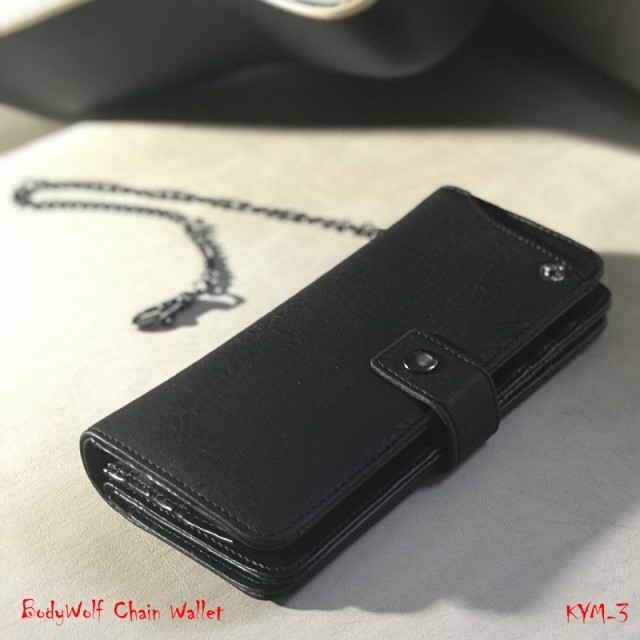 【送料無料】BodyWolf  カードスロット 長財布 ウ...