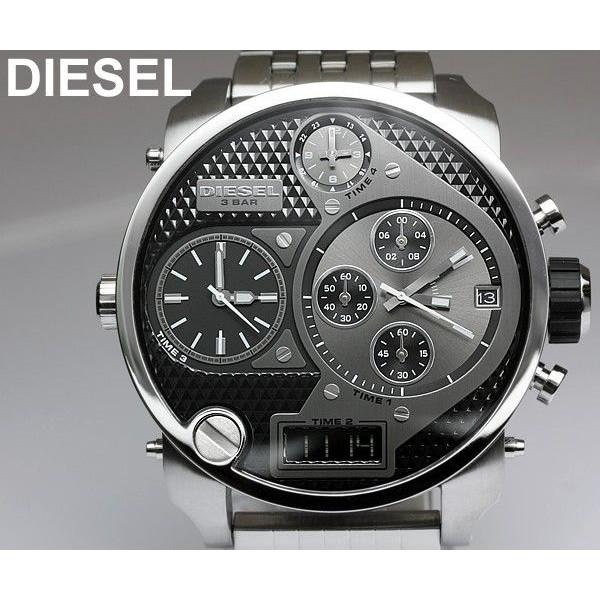 ディーゼル DIESEL 腕時計 クロノグラフ DZ7221 ...