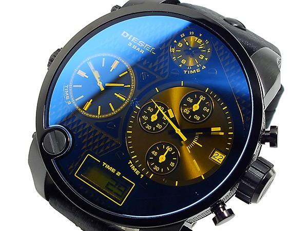 ディーゼル 腕時計 DIESEL 時計 DZ7127 Mr.Daddy ...
