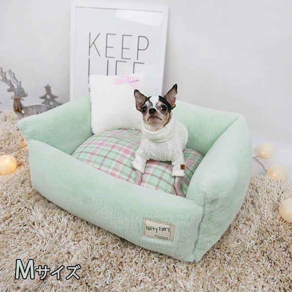 ペット用 ベッド 犬用 冬用 ドッグベッド キャッ...