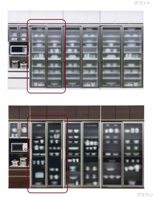 《送料無料》食器棚 キッチンボード キッチン収納...