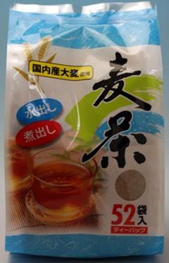 麦茶ティーパック52p