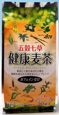 五穀七草健康麦茶パック8g×30袋