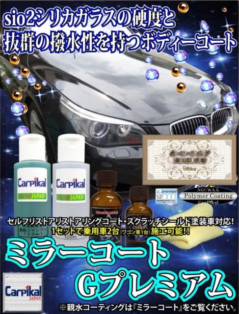 送料無料 【業務用 ミラーコートGプレミアム ...