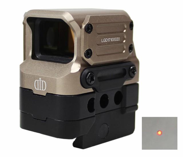 DI Optical FC1スタイル レッドドットサイト DE