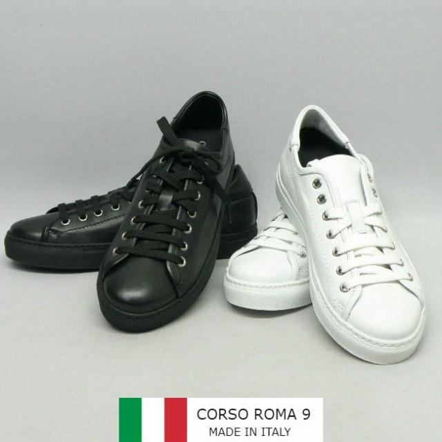 コルソローマ【CORSO ROMA9/イタリア製】レザース...