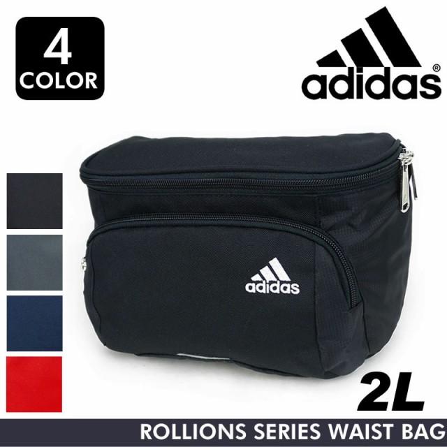 adidas(アディダス) ロリンズ ウエストバッグ ボ...