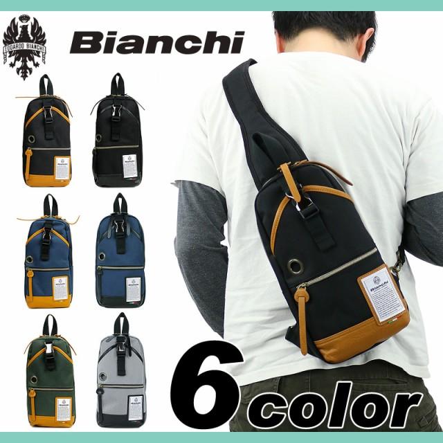 Bianchi(ビアンキ) NBTC-01 ボディバッグ ワンシ...